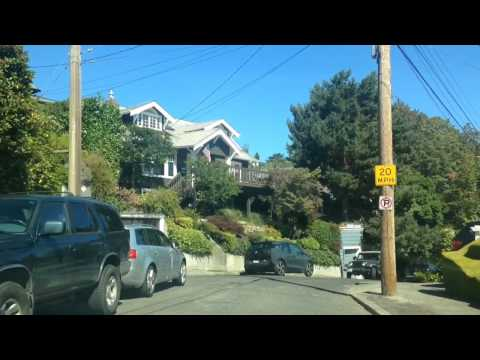 Madrona, Seattle - On the Road with Roger