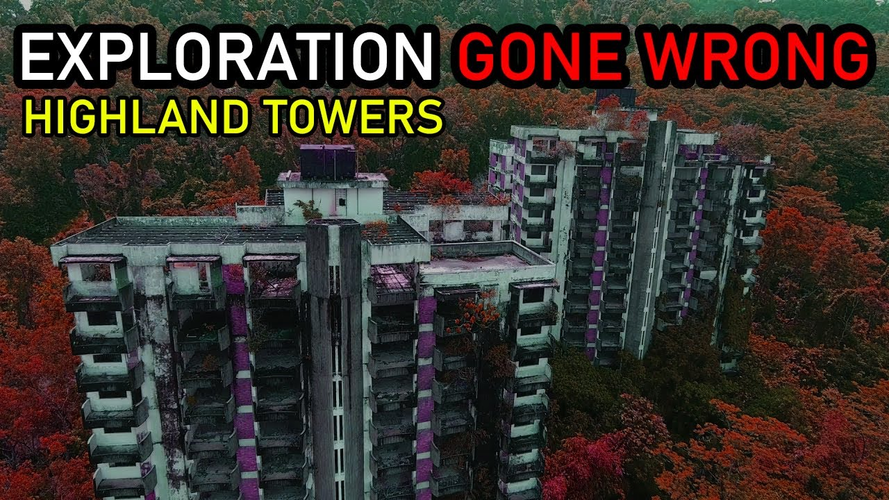 Download Exploring the 'Haunted' Highland Towers (True Story)   #Storytime