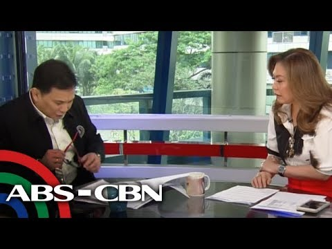 Fadullon explains why DOJ indicts Rodel Jayme for inciting to sedition   ANC