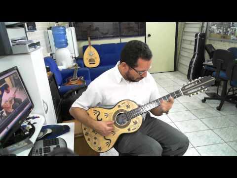 Ponteado Luar do Sertão - Viola Caipira -Orquestra de Viola Caipira de Contagem MG
