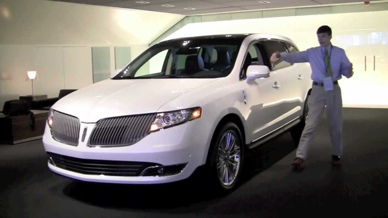 Quick look 2012 lincoln mkt