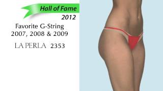 8f0b0d8c3a5 2012 Undie Awards Hall of Fame - Favorite G-String