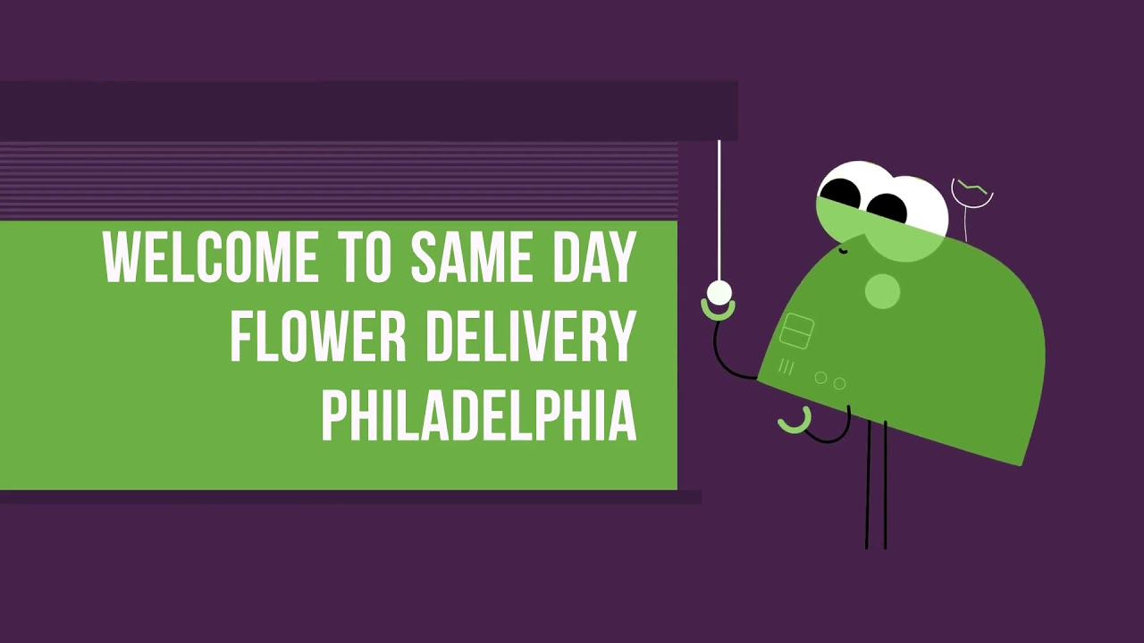 Same Day Flower Delivery Philadelphia | (856) 288-2795