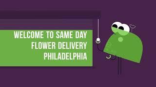 Same Day Flower Delivery Philadelphia | (856) 288-2795