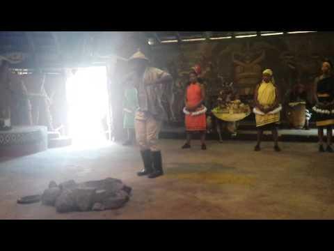 Bosotu People - Lesedi Cultural Village
