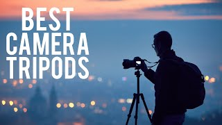 TOP 5: Best Camera Tripods - Tech Bee 🐝