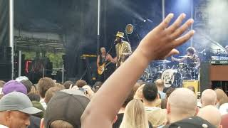 Gary Clark Jr at Surly Field Video