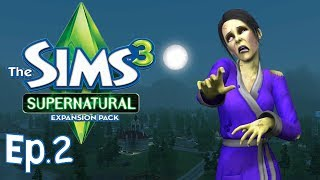 The Sims 3 - Apocalisse zombie!! - Ep.2 - Supernatural - [Gameplay ITA]