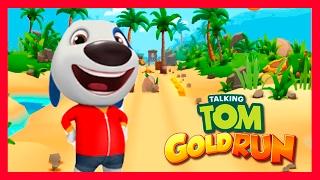 ТОМ БЕГ ЗА ЗОЛОТОМ #36 ОБНОВЛЕНИЕ. ГОВОРЯЩИЙ КОТ ТОМ - игра том за золотом развивающие видео.