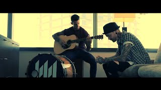 Repeat youtube video Memphis May Fire - Beneath The Skin Acoustic (Official Music Video)