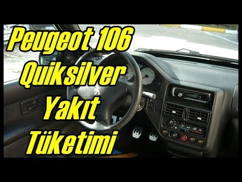 Peugeot 106 Yakıt Tüketimi - Peugeot 106 Ne Kadar Yakıyor Benzin Tüketimi