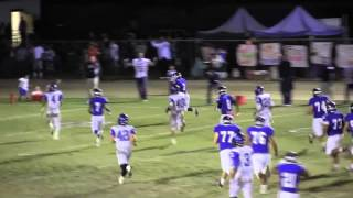 Lameshio Hill 55 yard run TD