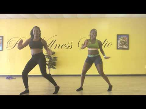 "Johnny by ""Yemi Alade"" (Zumba® fitness choreography)"