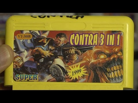 Super Contra 6 Contra Force (Famicom) Part 1 - James & Mike Mondays