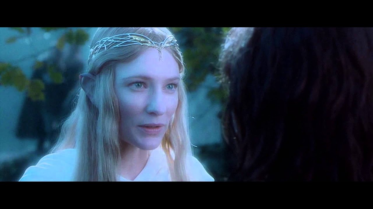 Lord Of The Rings Queen Arwen