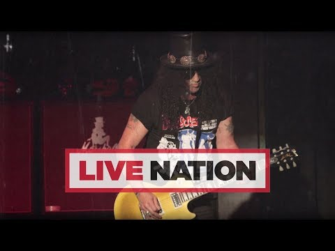 SLASH Featuring Myles Kennedy & The Conspirators Are Heading For The UK In 2019! | Live Nation UK Mp3