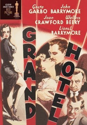 Grand Hotel 1932 Trailer Youtube