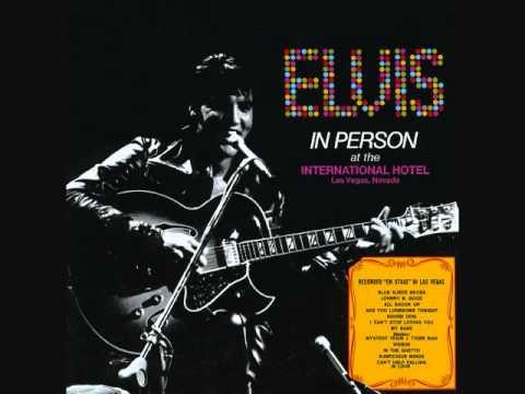 Elvis Presley - Suspicious Minds Instrumental - Elvis In Person At The International Hotel - 1969