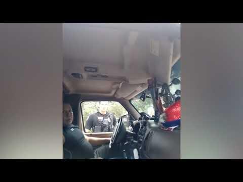 Boca Raton police encounter Cesar Sayoc