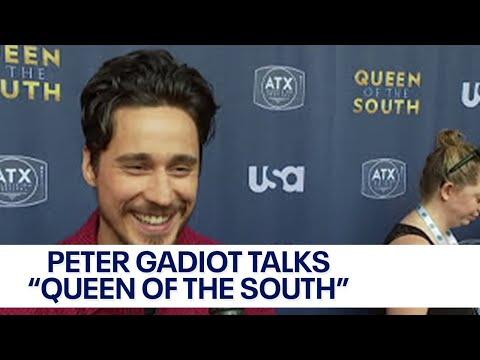 ATX Television Festival 2016: Peter Gadiot talks