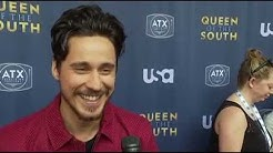 """ATX Television Festival 2016: Peter Gadiot talks """"Queen of the South"""""""