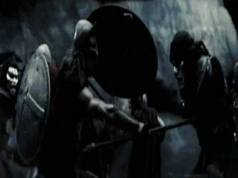 300 Spartans versus the Immortals - YouTube