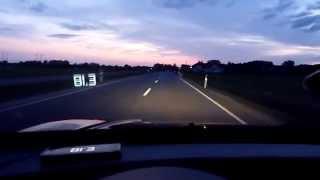 HUD Head-Up Display with Speedo GPS iPhone iPad App