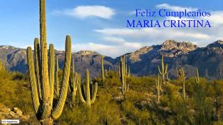 MariaCristina   Nature & Naturaleza - Happy Birthday