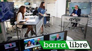 La banca carga contra los ataques del Gobierno y el 'caso Rocío Carrasco' | 'Barra libre 54'