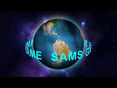 After Effects Text Animation With Globe Tutorial By SAM