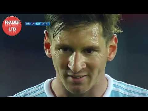 Argentina vs peraguya / Messi vs peraguya