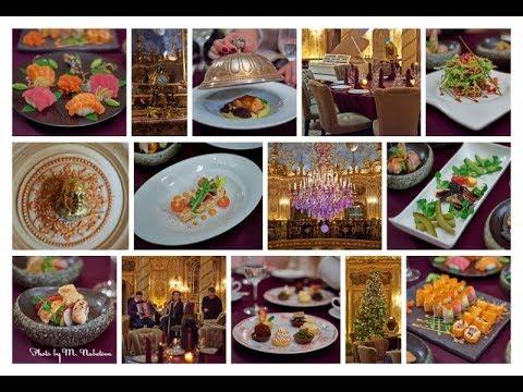 Ресторан Турандот, Москва. Обзор интерьера и еды.
