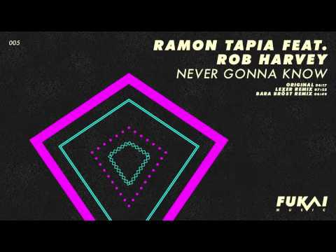 Ramon Tapia feat. Rob Harvey - Never Gonna Know (Lexer Remix)
