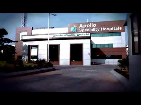Introducing Apollo Specialty Hospitals, OMR – Chennai's First Digital Hospital