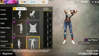 Reanimated Fortnite dance - Free Fire version