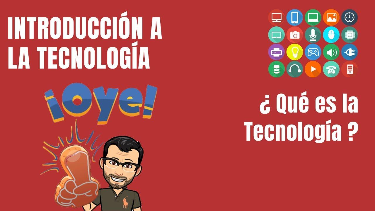 ¿Qué es la Tecnología? - TECNOLOGÍA - www.aprendemania.es