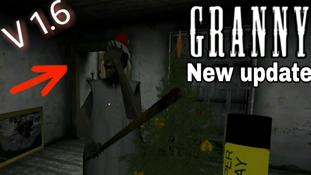 granny pc new update