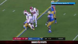 OU vs UCLA highlights