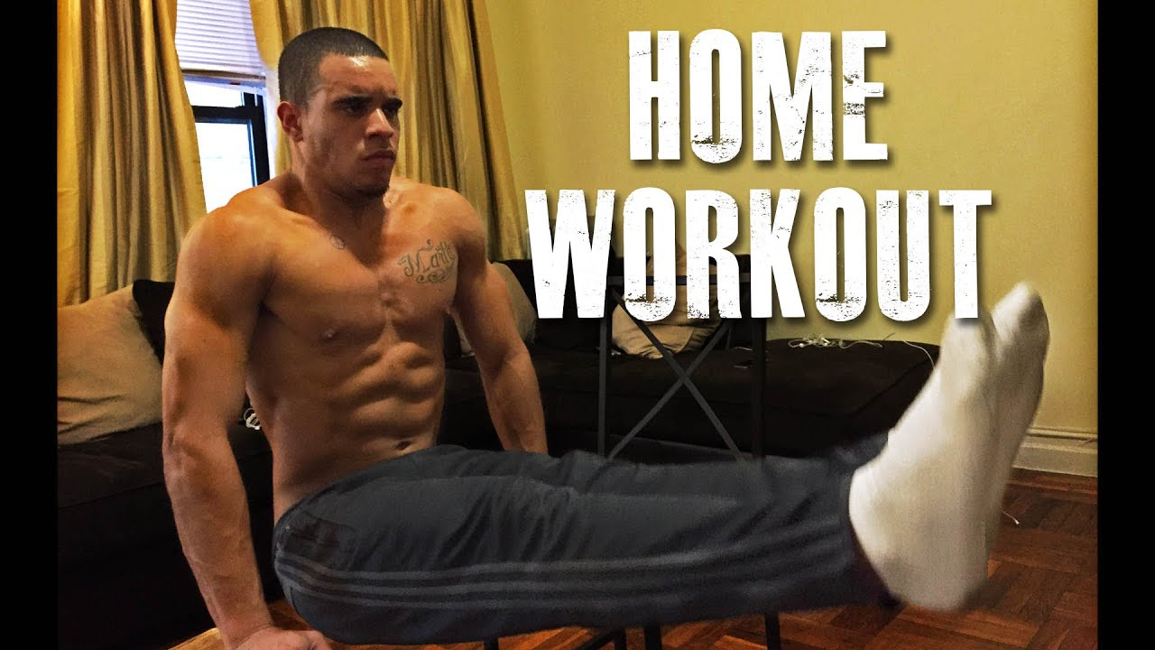 home workout routine best bodyweight exercises youtube