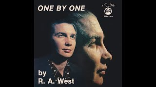 "R  A  WEST ""God's Hero"""