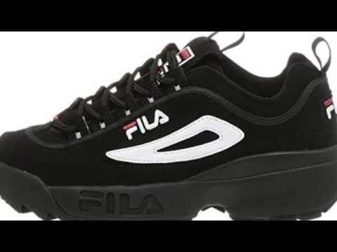 Fila Men's Strada Disruptor Sneakers