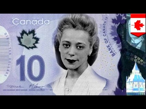New Canadian money: Black civil rights activist Viola Desmond to be new face of $10 bill - TomoNews