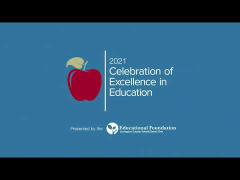 The Celebration of Excellence in Education at River Bluff High School