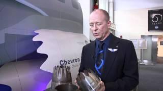 V  Shaped Design Makes for Quieter Aircraft