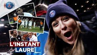 L'INSTANT LAURE : AU COEUR DE LA VICTOIRE CONTRE MANCHESTER UNITED