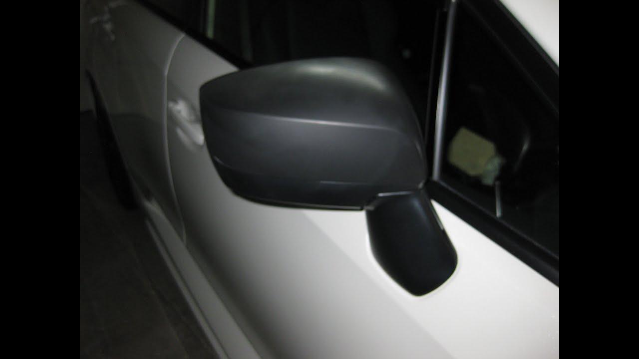 Car side mirror sticker design - 2015 Subaru Wrx Ep 274 How To Vinyl Wrap Your Side Mirrors