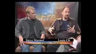 "Louis C.K. & Steve Marmel: ""They didn"