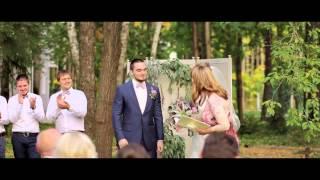 Свадьба в Москве.Выездная церемония бракосочетания.