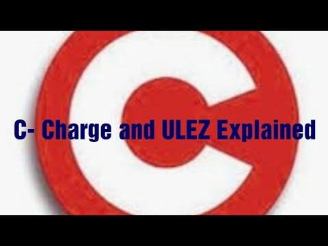 C-Charge And ULEZ Explained