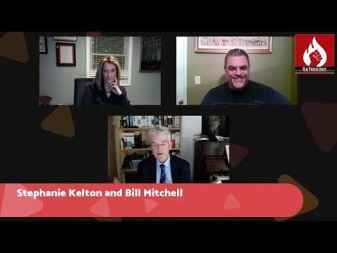 The MMT View of the PetroDollar -  Profs Kelton and Mitchell -  Feb 2018